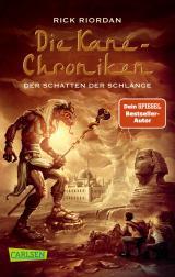 Cover-Bild Die Kane-Chroniken 3: Der Schatten der Schlange