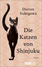 Cover-Bild Die Katzen von Shinjuku