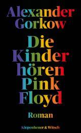 Cover-Bild Die Kinder hören Pink Floyd