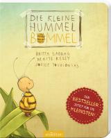 Cover-Bild Die kleine Hummel Bommel (Pappbilderbuch)