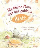 Cover-Bild Die kleine Maus und das goldene Blatt