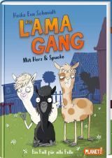 Cover-Bild Die Lama-Gang. Mit Herz & Spucke 1: Ein Fall für alle Felle