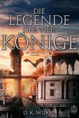 Cover-Bild Die Legende der vier Könige