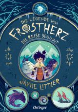Cover-Bild Die Legende von Frostherz 1