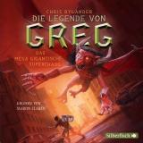 Cover-Bild Die Legende von Greg 2: Das mega gigantische Superchaos