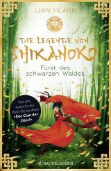 Cover-Bild Die Legende von Shikanoko - Fürst des schwarzen Waldes