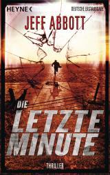 Cover-Bild Die letzte Minute
