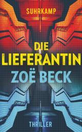Cover-Bild Die Lieferantin