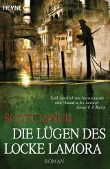 Cover-Bild Die Lügen des Locke Lamora