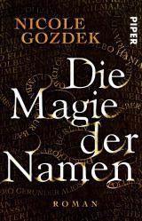 Cover-Bild Die Magie der Namen