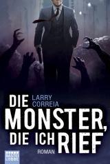 Cover-Bild Die Monster, die ich rief