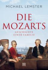 Cover-Bild Die Mozarts