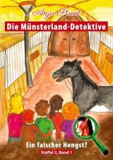 Cover-Bild Die Münsterland-Detektive / Ein falscher Hengst?