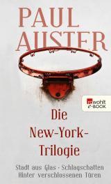 Cover-Bild Die New-York-Trilogie