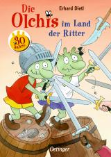 Cover-Bild Die Olchis im Land der Ritter