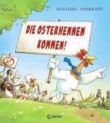 Cover-Bild Die Osterhennen kommen!