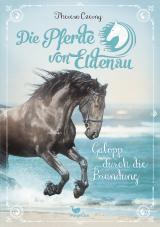 Cover-Bild Die Pferde von Eldenau - Galopp durch die Brandung - Band 2