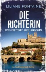 Cover-Bild Die Richterin und die tote Archäologin