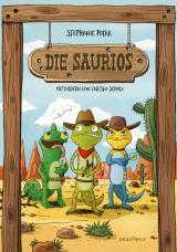 Cover-Bild Die Saurios