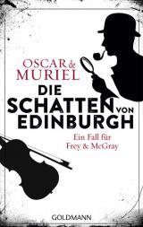 Cover-Bild Die Schatten von Edinburgh