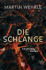 Cover-Bild Die Schlange