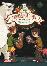 Cover-Bild Die Schule der magischen Tiere 9: Versteinert!