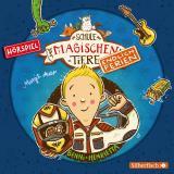 Cover-Bild Die Schule der magischen Tiere - Endlich Ferien - Hörspiele 5: Benni und Henrietta - Das Hörspiel