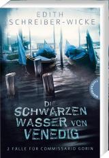 Cover-Bild Die schwarzen Wasser von Venedig