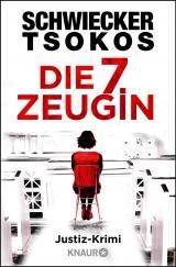 Cover-Bild Die siebte Zeugin