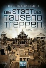 Cover-Bild Die Stadt der tausend Treppen
