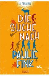 Cover-Bild Die Suche nach Paulie Fink