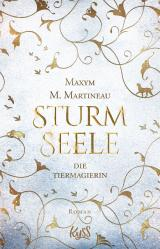 Cover-Bild Die Tiermagierin – Sturmseele