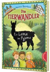 Cover-Bild Die Tierwandler 4: Ein Lama im Pyjama