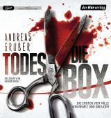 Cover-Bild Die Todes-Box. Die ersten vier Fälle von Nemez und Sneijder