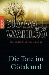 Cover-Bild Die Tote im Götakanal
