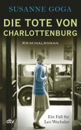 Cover-Bild Die Tote von Charlottenburg