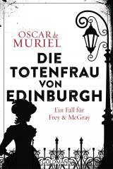 Cover-Bild Die Totenfrau von Edinburgh