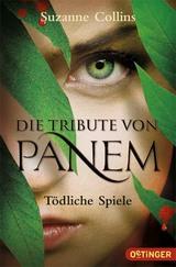 Cover-Bild Die Tribute von Panem - Tödliche Spiele (Band 1)