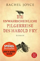 Cover-Bild Die unwahrscheinliche Pilgerreise des Harold Fry