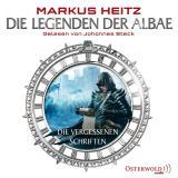 Cover-Bild Die vergessenen Schriften (Die Legenden der Albae)