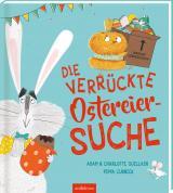 Cover-Bild Die verrückte Ostereiersuche