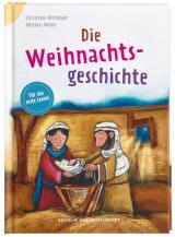 Cover-Bild Die Weihnachtsgeschichte