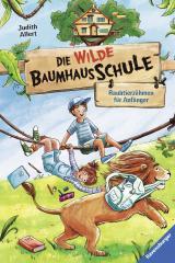 Cover-Bild Die wilde Baumhausschule, Band 1: Raubtierzähmen für Anfänger