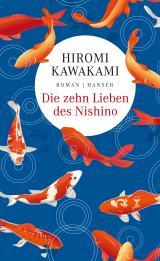 Cover-Bild Die zehn Lieben des Nishino