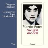 Cover-Bild Die Zeit, die Zeit