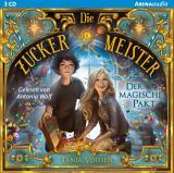 Cover-Bild Die Zuckermeister (1). Der magische Pakt