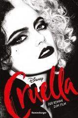Cover-Bild Disney Cruella de Vil: Der Roman zum Film