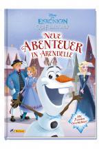 Cover-Bild Disney Die Eiskönigin Olaf taut auf: Neue Abenteuer in Arendelle