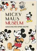 Cover-Bild Disney Micky Maus Museum