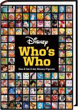 Cover-Bild Disney: Who's Who – Das A bis Z der Disney-Figuren. Das große Lexikon